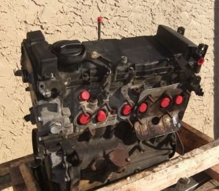 ENGINE MOTOR VW CORRADO GOLF JETTA PASSAT 93 99 2.8L VR6 AAA