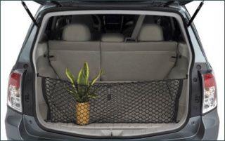 Subaru Forester Rear Cargo Net fits 2009 2012 part # F551SSC101 (Fits