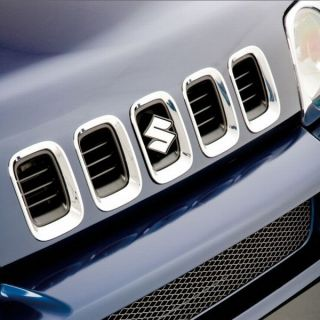 suzuki jimny chrome grill all models