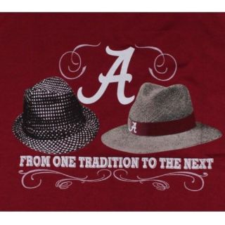 Alabama Crimson Tide T Shirts   Nick Saban and Bear Bryant Hats