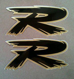 Stickers Motocross Honda Suzuki Yamaha JDM Acura B18 Rock Star Fox
