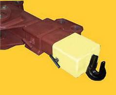 End Cap Adapter for Wrecker, Tow Truck, Underlift, Wheel lift