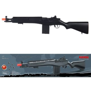 Double Eagle M1 Garland M14 Airsoft Electric Assault Rifle Semi/Full
