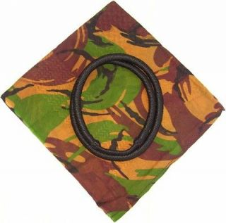 Arab Army Camo Head Dress arabs military scarf shemagh agal rope