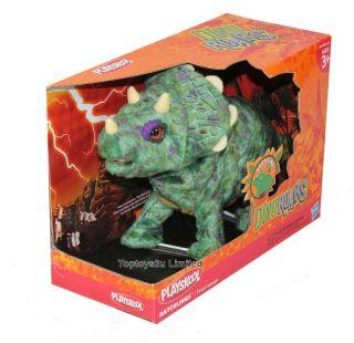 Playskool Dinoroars Hatchlings Triceratps Interactive Dinosaur Kota
