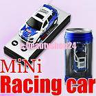 35Mhz Mini Coke Can RC Radio Remote Control Racing Car Vehicles Toy
