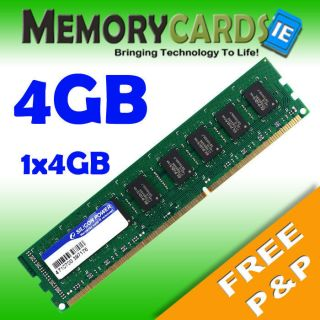 4GB RAM MEMORY UPGRADE FOR Alienware AREA 51 X58