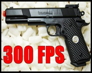 FPS 1911 AIRSOFT starter SPRING eagle Orange tip HAND GUN PISTOL M28