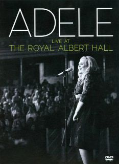 Adele Live at the Royal Albert Hall DVD, 2011, 2 Disc Set, Explicit