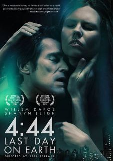 44 Last Day on Earth DVD, 2012