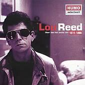 Meer Dan Het Beste Van 1972 86 by Lou Reed CD, Aug 2000, Humo