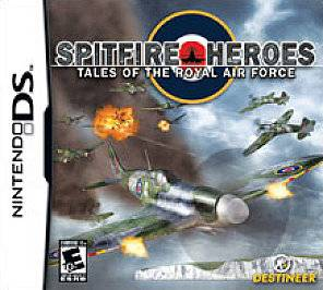 Spitfire Heroes Tales of the Royal Air Force Nintendo DS, 2008