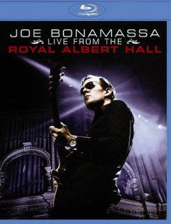 Live from the Royal Albert Hall Blu ray Disc, 2010