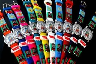 Thomas and Friends Children Kids Cartoon Quartz Wrist Watches, T18 10