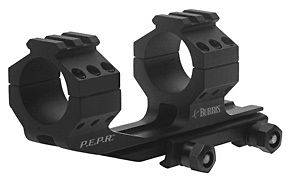 Burris AR PEPR Scope Mount 1in 1 Picatinny and Smooth Tops P.E.P.R