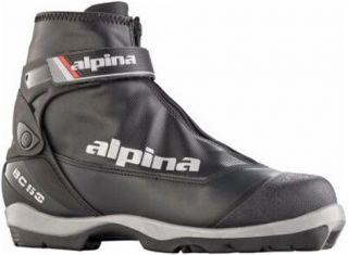 New ALPINA BC50 Cross Country ( NNN BC Sole) Ski Boots UK 9.5 EU 44