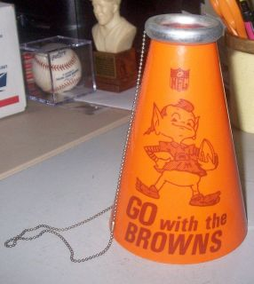 cleveland browns   brownie in Football NFL