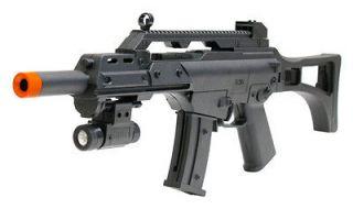 G36A Assault Rifle FPS 120 Flashlight WHOLESALE Airsoft Machine Gun