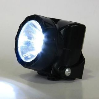 .5LM BLACK WIRELESS LED Coal Mining light Miners lamp Camping Hiking
