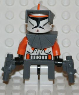 STAR WARS LEGO MINI FIGURE 7959 CLONE COMMANDER CODY MINIFIG