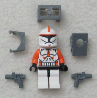 NEW LEGO STAR WARS COMMANDER CODY MINIFIG figure clone trooper storm