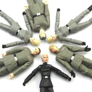Star Wars Imperial Officer 3 3/4 Inches Figures The Clone Wars Rare