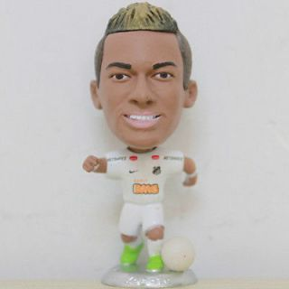 Silva Figure Toy Football Souvenir Brazil Santos Collectible Cute Doll