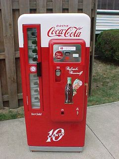 Coca Cola Coke Machine Cavalier 72 Professional Restoration VENDO 81