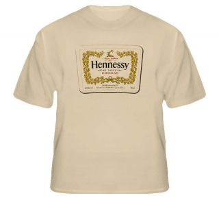 Hennessy Cognac Alcohol Whiskey Hip Hop T Shirt