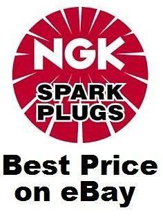 NGK BKR7EIX 2667 Iridium IX Spark Plugs