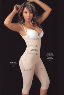Full Body Shaper Powernet, Size Reducer, Fajas Reductoras Colombianas