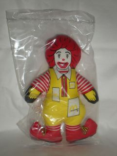 Nearly Impossible to Find 5 inch Ronald McDonald Doll