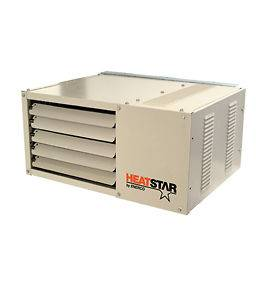 Mr Heater/HeatSta​r 50K Natural Gas Shop Garage Unit Heater F160460