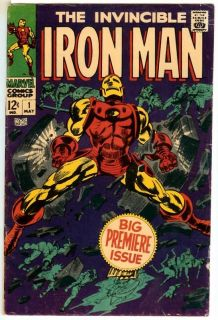 iron man comic books in Silver Age (1956 69)