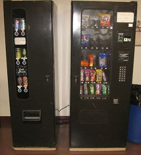 Beverage & Snack Vending  Cold Beverage & Soda Machines