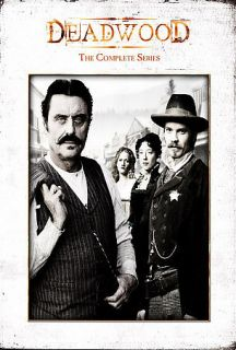 Deadwood   The Complete Series (DVD, 2008, 19 Disc Set)