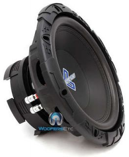 DB10D2 CROSSFIRE CAR SUB 10 DVC 2 OHM BASS 400W SUBWOOFER SPEAKER NEW