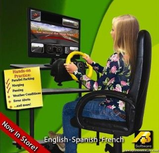 Newly listed Car Driving Simulator Software for Young Drivers