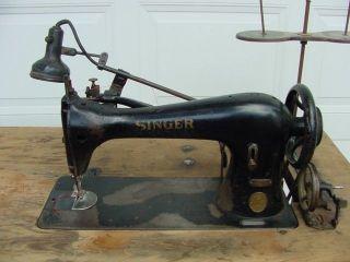 Singer 16 188 Industrial Sewing Machine   High Speed Walking Foot