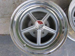 Kelsey Hayes Magstar Wheel Mag rim Camaro Yenko Baldwin Nova Chevelle