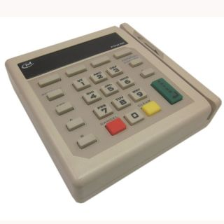 Checkmate CM2001 ATM Credit Data Card Reader Crypt 2001 Bank Machine