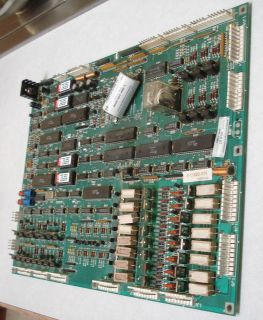 Williams System 11A CPU Board. Tested and Working 100% Plug n Play