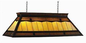 Filigree 44 Billiard Pool Table Light with KD Frame