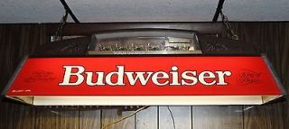 Clydesdale Pool Table Lighted Sign Great for Bar Room/Mancave