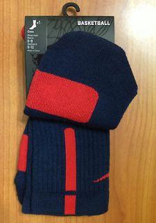 medium nike elite socks in Clothing,