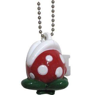 New Super Mario Bros Wii Light Up Mascot   Part 2   Piranha Plant