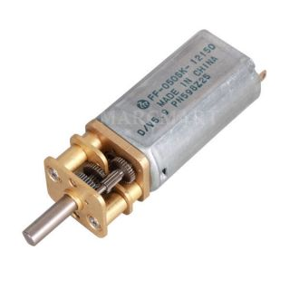 Small Dc Gear Motor On Popscreen