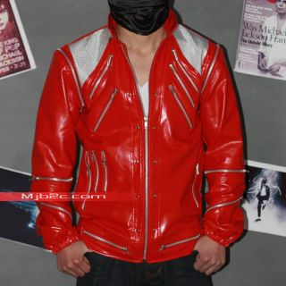 MJB2C  Michael Jackson Costume Beat It Jacket
