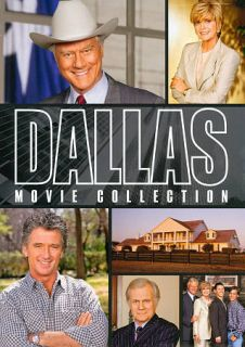 Dallas The Movie Collection (Television Shows, Drama) NEW DVD