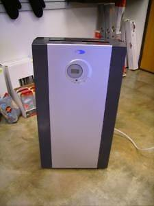 14000 BTU Dual Double Two Hose Portable Air Conditioner Antimicrobial